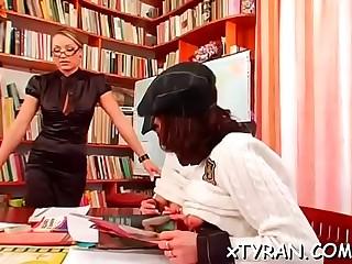 Wanton Tatiana Milovani gets banged in several ways