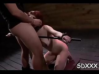 Charming Velma DeArmond cums many times