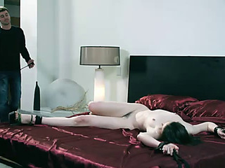 Stoya tied and bitchy