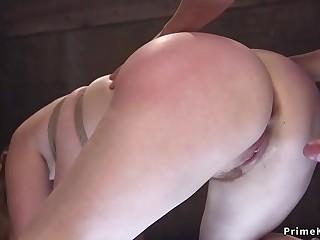 Bdsm director rough bangs huge tits actor