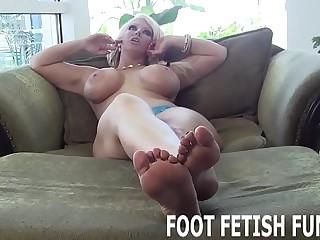 Worship my feet slave boy