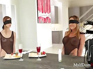 MILF'_s Thirst for Threesome Aubrey Black &_ Ana Rose